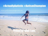#autismspeaks10 and #actuallyautistic #autismchampions – part one