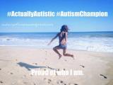 #autismspeaks10 and #actuallyautistic #autismchampions – partone