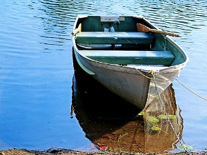 Rowboat-on-the-river